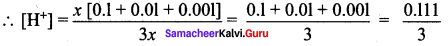 Samacheer Kalvi 12th Chemistry Solutions Chapter 8 Ionic Equilibrium-9