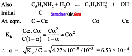 Samacheer Kalvi 12th Chemistry Solutions Chapter 8 Ionic Equilibrium-150