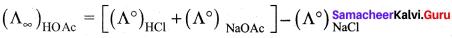 Samacheer Kalvi 12th Chemistry Solutions Chapter 9 Electro Chemistry-4