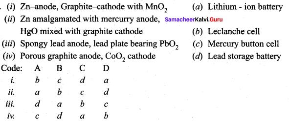 Samacheer Kalvi 12th Chemistry Solutions Chapter 9 Electro Chemistry-41