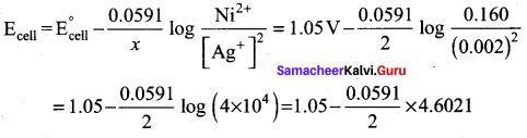 Samacheer Kalvi 12th Chemistry Solutions Chapter 9 Electro Chemistry-48