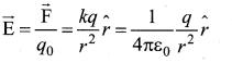 Electrostatics Class 12 Questions And Answers Pdf Samacheer Kalvi