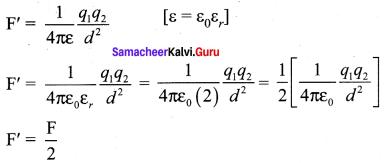 Samacheer Kalvi 12th Physics Solutions Chapter 1 Electrostatics-134