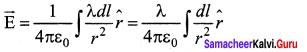 Samacheer Kalvi 12 Physics Solutions Chapter 1 Electrostatics