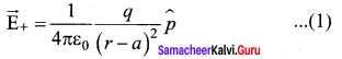 Samacheer Kalvi 12th Physics Solutions Chapter 1 Electrostatics-24
