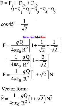 Samacheer Kalvi 12th Physics Solutions Chapter 1 Electrostatics-83