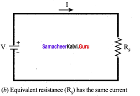 12th Physics Solutions Samacheer Kalvi Chapter 2 Current Electricity