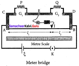 Current Electricity Class 12 Samacheer Kalvi Physics Solutions Chapter 2