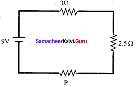 12th Physics Samacheer Kalvi Solutions Chapter 2 Current Electricity