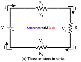 Samacheer Kalvi Physics 12th Solutions Chapter 2 Current Electricity