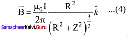 Samacheer Kalvi 12th Physics Solutions Chapter 3 Magnetism and Magnetic Effects of Electric Current-22