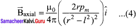 Samacheer Kalvi 12th Physics Solutions Chapter 3 Magnetism and Magnetic Effects of Electric Current-30