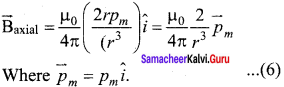 Samacheer Kalvi 12th Physics Solutions Chapter 3 Magnetism and Magnetic Effects of Electric Current-31