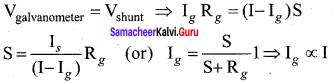 Samacheer Kalvi 12th Physics Solutions Chapter 3 Magnetism and Magnetic Effects of Electric Current-49