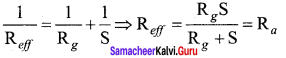 Samacheer Kalvi 12th Physics Solutions Chapter 3 Magnetism and Magnetic Effects of Electric Current-50