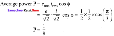 Samacheer Kalvi 12th Physics Solutions Chapter 4 Electromagnetic Induction and Alternating Current-102