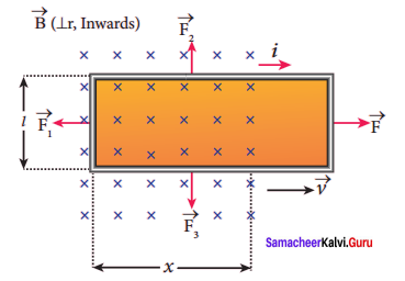 Samacheer Kalvi 12th Physics Solutions Chapter 4 Electromagnetic Induction and Alternating Current-16