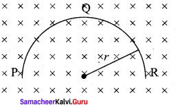 12th Physics Lesson 4 Book Back <br/>Answers Electromagnetic Induction And Alternating Current Samacheer Kalvi