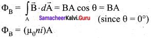 Samacheer Kalvi 12th Physics Solutions Chapter 4 Electromagnetic Induction and Alternating Current-20