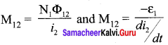 Samacheer Kalvi 12th Physics Solutions Chapter 4 Electromagnetic Induction and Alternating Current-26