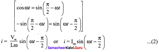 Samacheer Kalvi 12th Physics Solutions Chapter 4 Electromagnetic Induction and Alternating Current-40