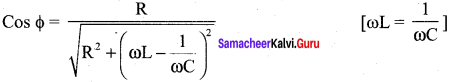 Samacheer Kalvi 12th Physics Solutions Chapter 4 Electromagnetic Induction and Alternating Current-72