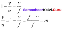 Samacheer Kalvi 12th Physics Solutions Chapter 6 Optics-12
