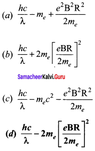 Samacheer Kalvi 12th Physics Solutions Chapter 7 Dual Nature of Radiation and Matter-16