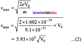 Samacheer Kalvi 12th Physics Solutions Chapter 7 Dual Nature of Radiation and Matter-28