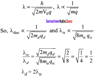 Samacheer Kalvi 12th Physics Solutions Chapter 7 Dual Nature of Radiation and Matter-47