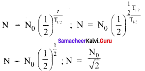Samacheer Kalvi 12th Physics Solutions Chapter 8 Atomic and Nuclear Physics-2