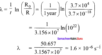 Samacheer Kalvi 12th Physics Solutions Chapter 8 Atomic and Nuclear Physics-31