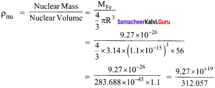 Samacheer Kalvi 12th Physics Solutions Chapter 8 Atomic and Nuclear Physics-43