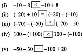 Samacheer Kalvi 7th Maths Solutions Term 1 Chapter 1 Number System Intext Questions
