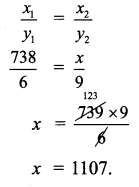 Samacheer Kalvi 7th Maths Solutions Term 1 Chapter 4 Direct and Inverse Proportion Ex 4.1 525