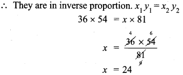 Samacheer Kalvi 7th Maths Solutions Term 1 Chapter 4 Direct and Inverse Proportion Ex 4.2 64