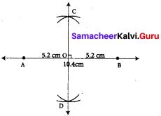 Samacheer Kalvi 7th Maths Solutions Term 1 Chapter 5 Geometry Ex 5.3 15