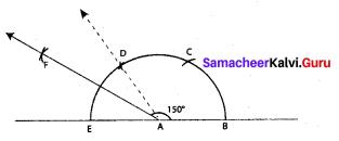 Samacheer Kalvi 7th Maths Solutions Term 1 Chapter 5 Geometry Ex 5.5 98