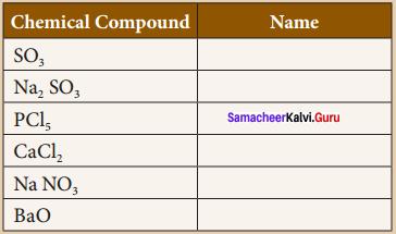 Atomic Structure Class 9 Samacheer Kalvi Term 2 Chapter 4