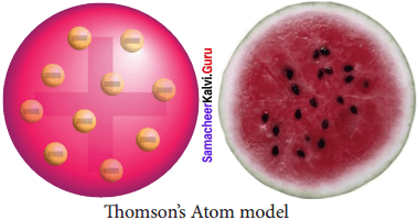 Samacheer Kalvi 8th Science Solutions Term 2 Chapter 4 Atomic Structure 7