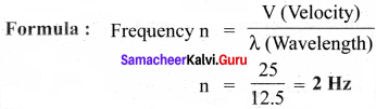 Samacheer Kalvi 8th Science Guide Solutions Term 3 Chapter 1 Sound