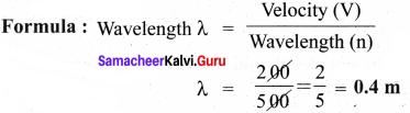 8th Standard Sound Lesson Samacheer Kalvi Science Solutions Term 3 Chapter 1