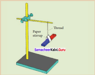 A Magnet Attracts Answer Samacheer Kalvi 8th Science Solutions Term 3 Chapter 2