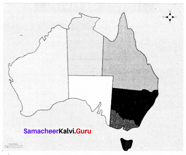 Samacheer Kalvi 8th Social Science Geography Term 3 Chapter 2 Exploring Continents (Africa, Australia and Antarctica) img-4