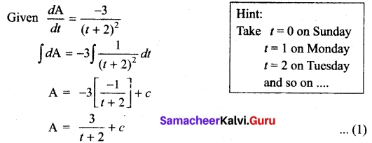 Tamil Nadu 11th Maths Model Question Paper 2 English Medium 13
