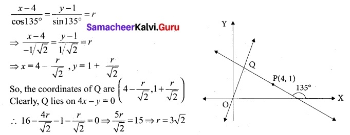 Tamil Nadu 11th Maths Model Question Paper 3 English Medium 27