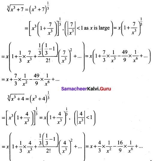 Tamil Nadu 11th Maths Model Question Paper 3 English Medium 29