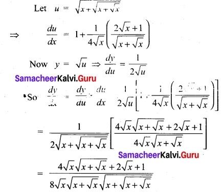 Tamil Nadu 11th Maths Model Question Paper 3 English Medium 33