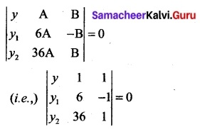 Tamil Nadu 11th Maths Model Question Paper 4 English Medium 27