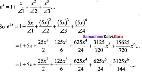 Tamil Nadu 11th Maths Model Question Paper 5 English Medium 3